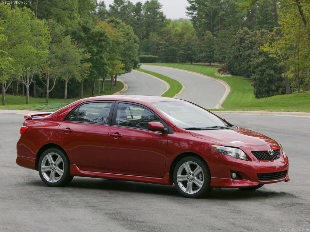 World Best Cars Reviews Toyota Corolla 2009