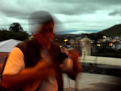Cantando la vida es más alegre. Popayán, 17 de febrero de 2008