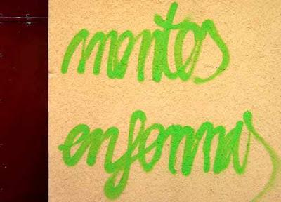 Mentes enfermas. Copyright J. Belmonte, Mollet del Vallès, 2009