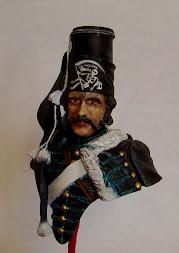 Hussard de la mort Prussien