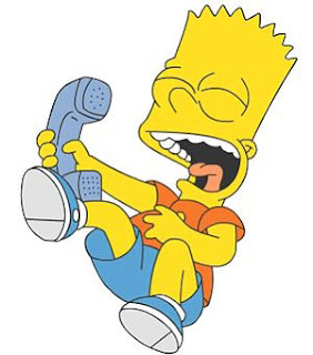 Top 10 'Simpsons' Prank Calls