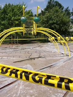 dangerous playground pranks ideas