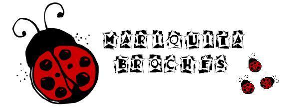 Mariquita Broches