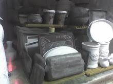 horneada en horno a gas