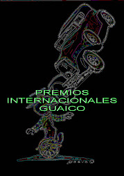PREMIOS INTERNACIONALES GUAICO