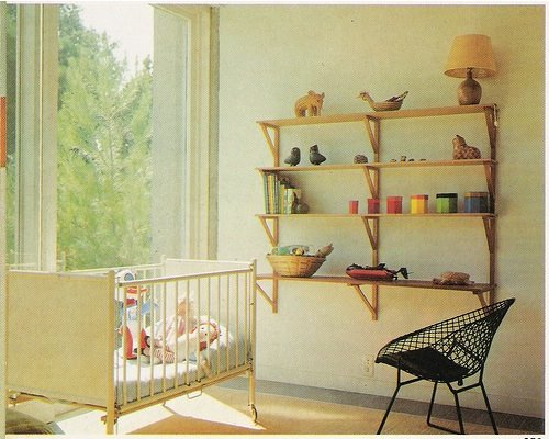 Inspiration resource baby simple modern baby room - Simple baby room ...