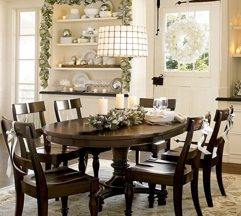 TRADITIONAL DINING ROOM DECOR
