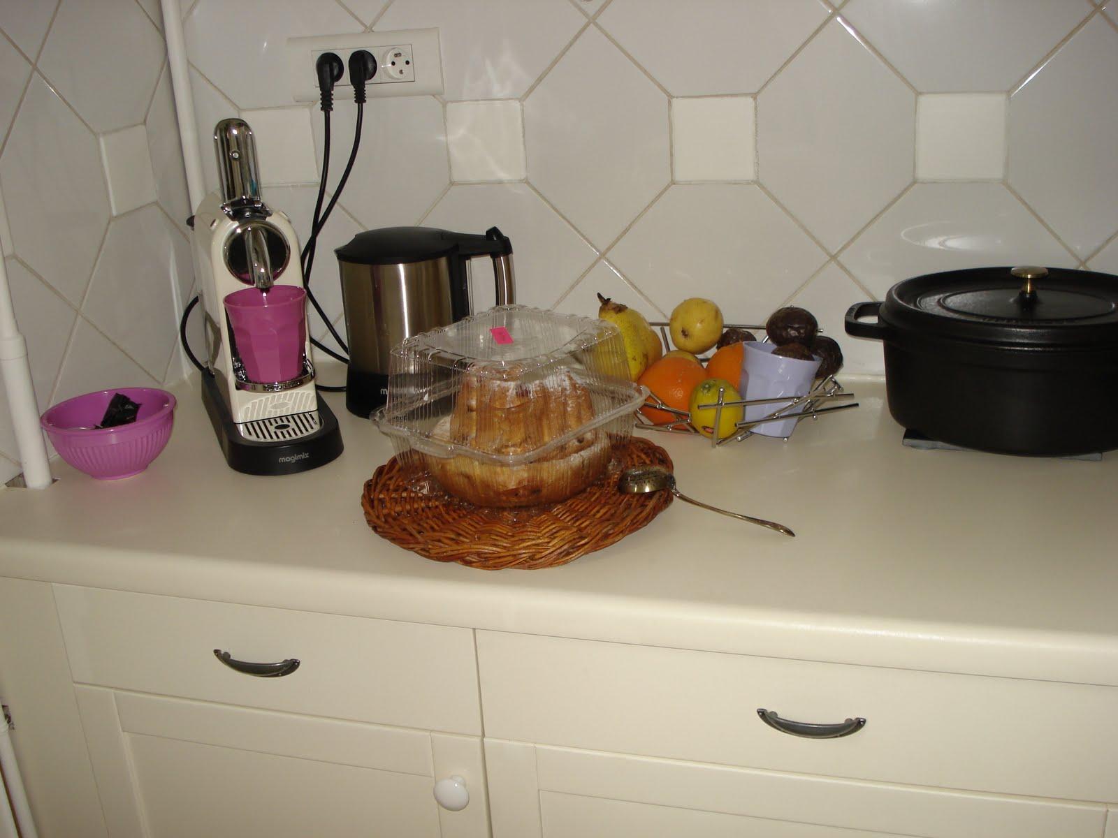 Cuisine repeinte en gris - Cuisine gris souris ...
