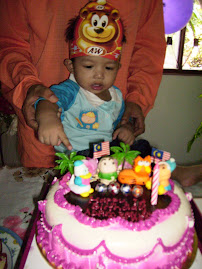 **Haikal 1st Birthday**