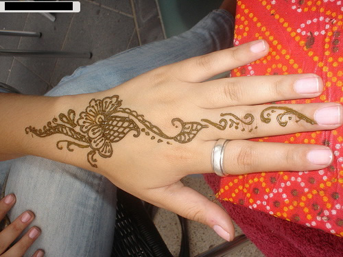 Easy Arm Mehndi Designs : Latest fashions fashion mehndi designs
