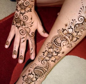 Latest Fashions: Fashion Mehndi Designs