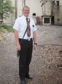 Elder Brady Richard MacArthur