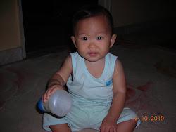 Irfan 9bulan 16hari