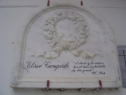 Lápida del Maestro de Maestros de la Talla en Madera