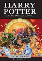 обложка книги Гарри Поттер и Дары Смерти (Дж.К.Роулинг)