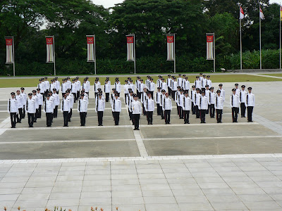 Road to PSLE: Officer Cadet School (OCS)