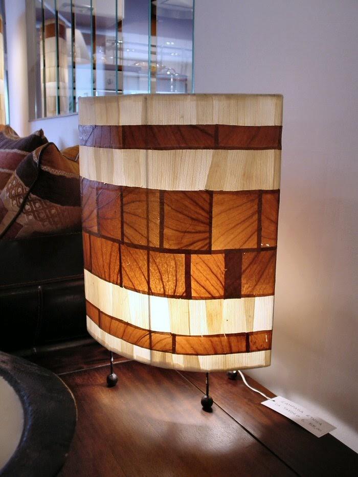 Lampade Etniche Da Comodino: Lampade da comodino oggetti di design su misura.