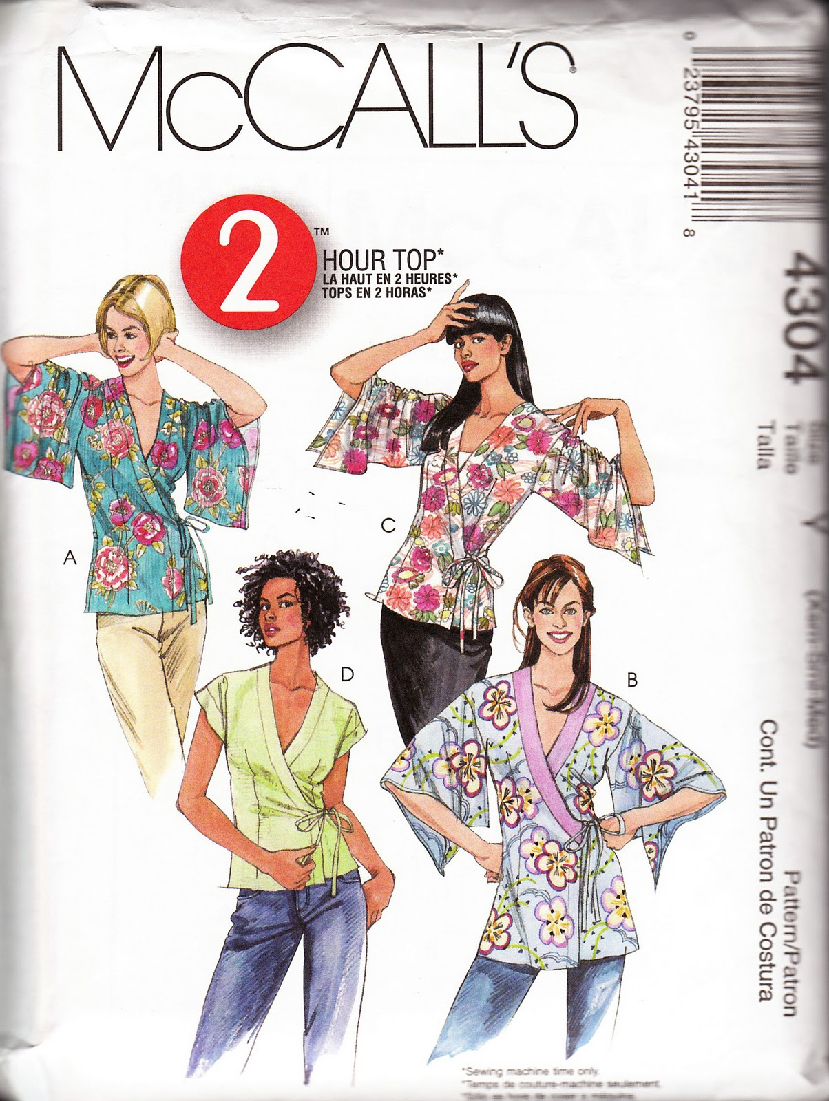 Sew many things mccalls 4304 kimono pattern becomes a summer robe mccalls 4304 kimono pattern becomes a summer robe jeuxipadfo Gallery