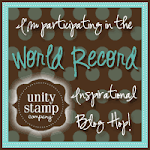 I participated in Unity&#39;s world record blog hop