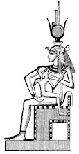 A deusa Ísis