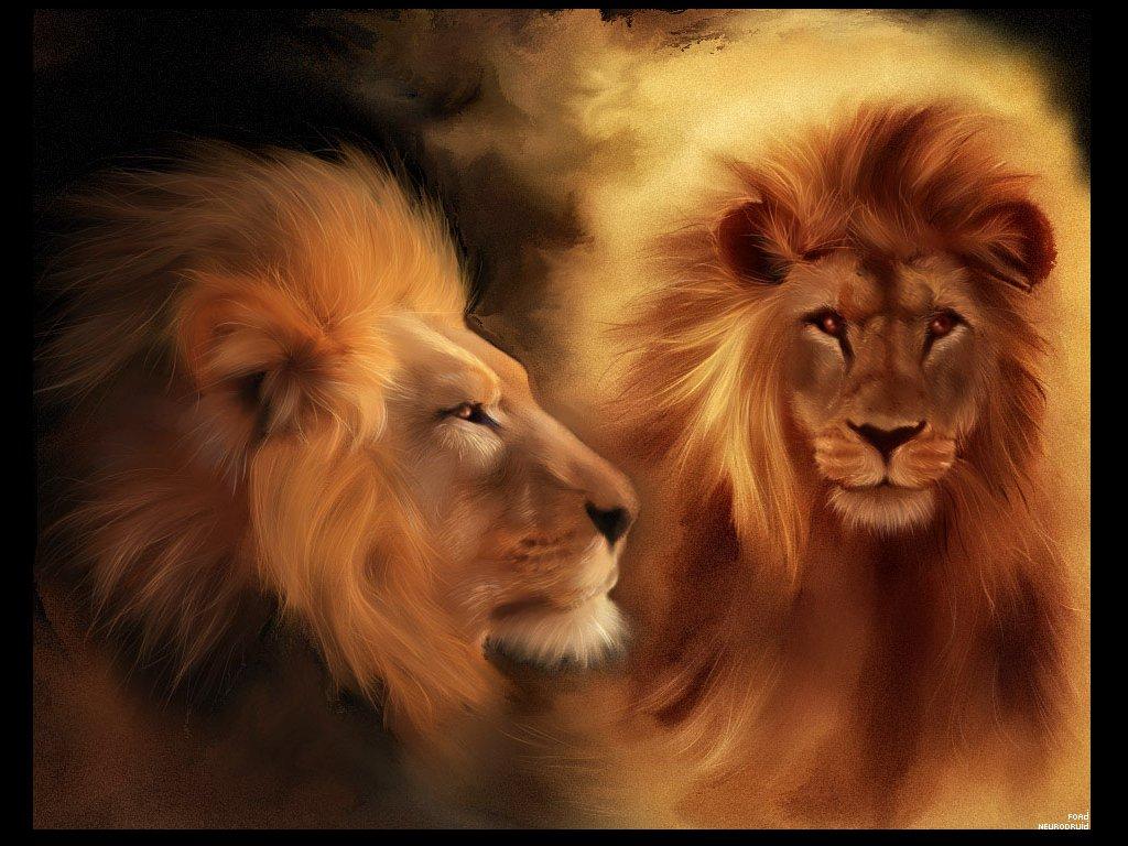 O Leão de Judá .