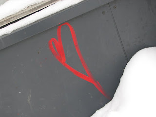 Piirretty sydän