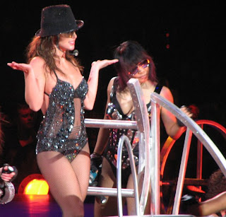 Britney, putket