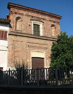 Vanha kirkkorakennus