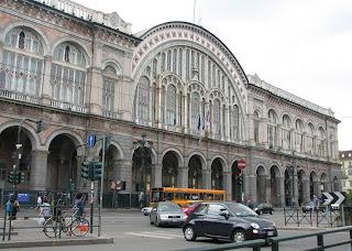 Torinon rautatieasema