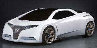 Budhiawans Blog  Honda Siapkan Mobil Listrik di LAAS 2010