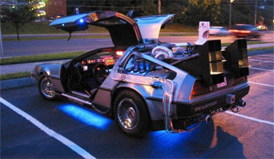 Back to the Future picture by F1RSTBORN