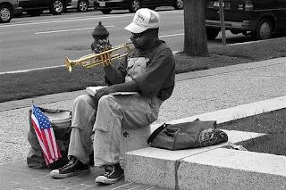 'Street Music' by flickr user gawnesco