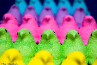 Peeps by flickr user psilver