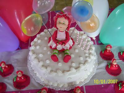 Tortas Infantiles para Nenas - DulceDulce