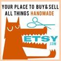 Ma boutique sur Etsy !