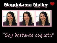 """Magdalena Müller, protagonista de """"Amango"""": """"Soy bastante coqueta"""""""