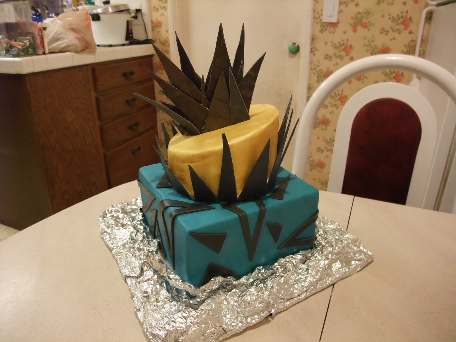 Cakes By Jn Lady Gaga Inspired Birthday Cakes