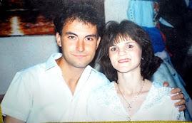 Eu si George-APRILIE 1992