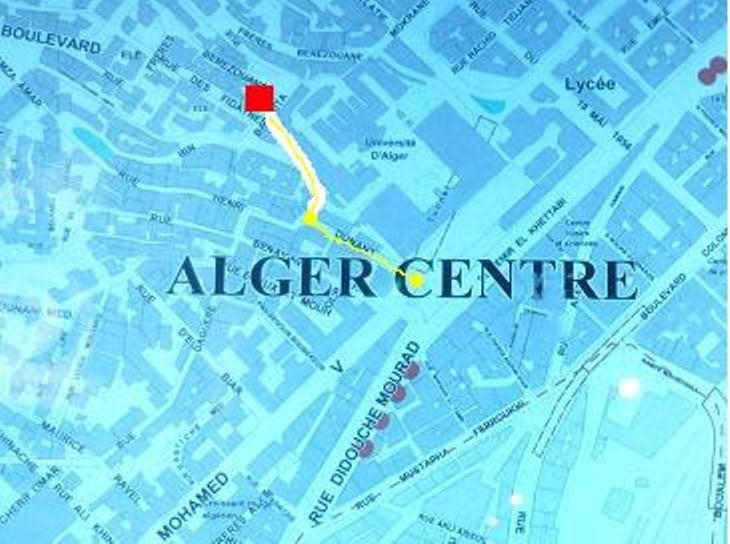Vivir en argelia el plano de mi casa - Plano de mi casa ...
