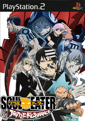 Soul Eater: Battle Resonance [PS2] [Full - 1 Link] [Japones] [MU]