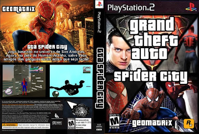 GTA Spider City