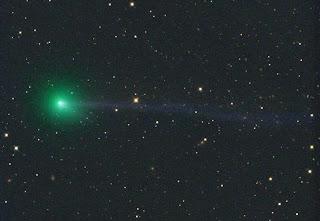 McNaught C/2009 r1 cometa comet