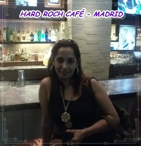 MADRID - HARD ROCK CAFÉ