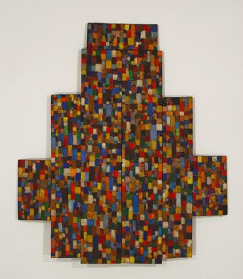 NYC Arts: Personal Geometry @ Lori Bookstein Fine Art