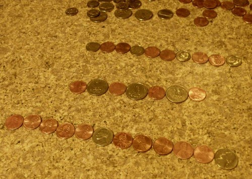 recipe: one a penny two a penny three a penny four [38]