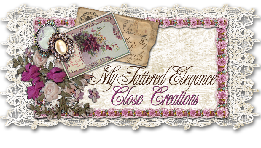 Tattered Elegance - Close Creations