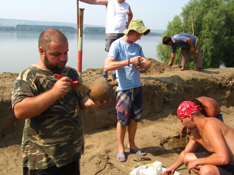 Santierul arheologic Desa