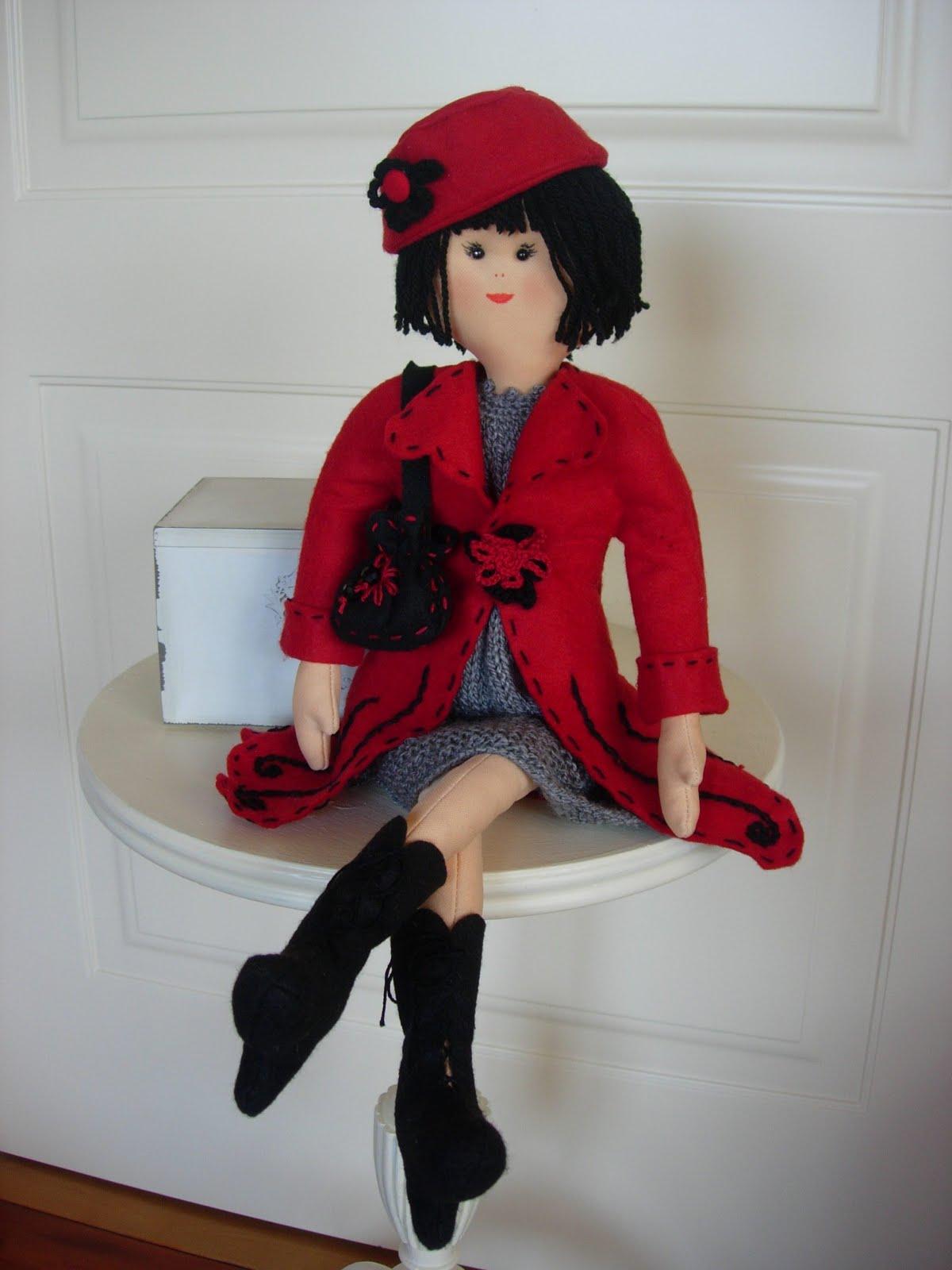 Куколка Алтея от Bambolando (выкройка)
