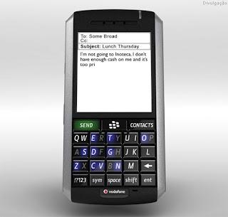 MozPhone: um celular com teclado OLED que se adapta ao seu uso
