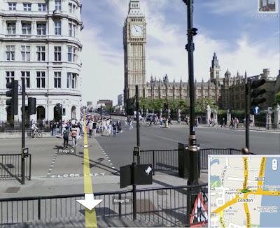 Google é forçado a retirar (algumas) imagens do Street View